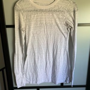 Lululemon Long Sleeves